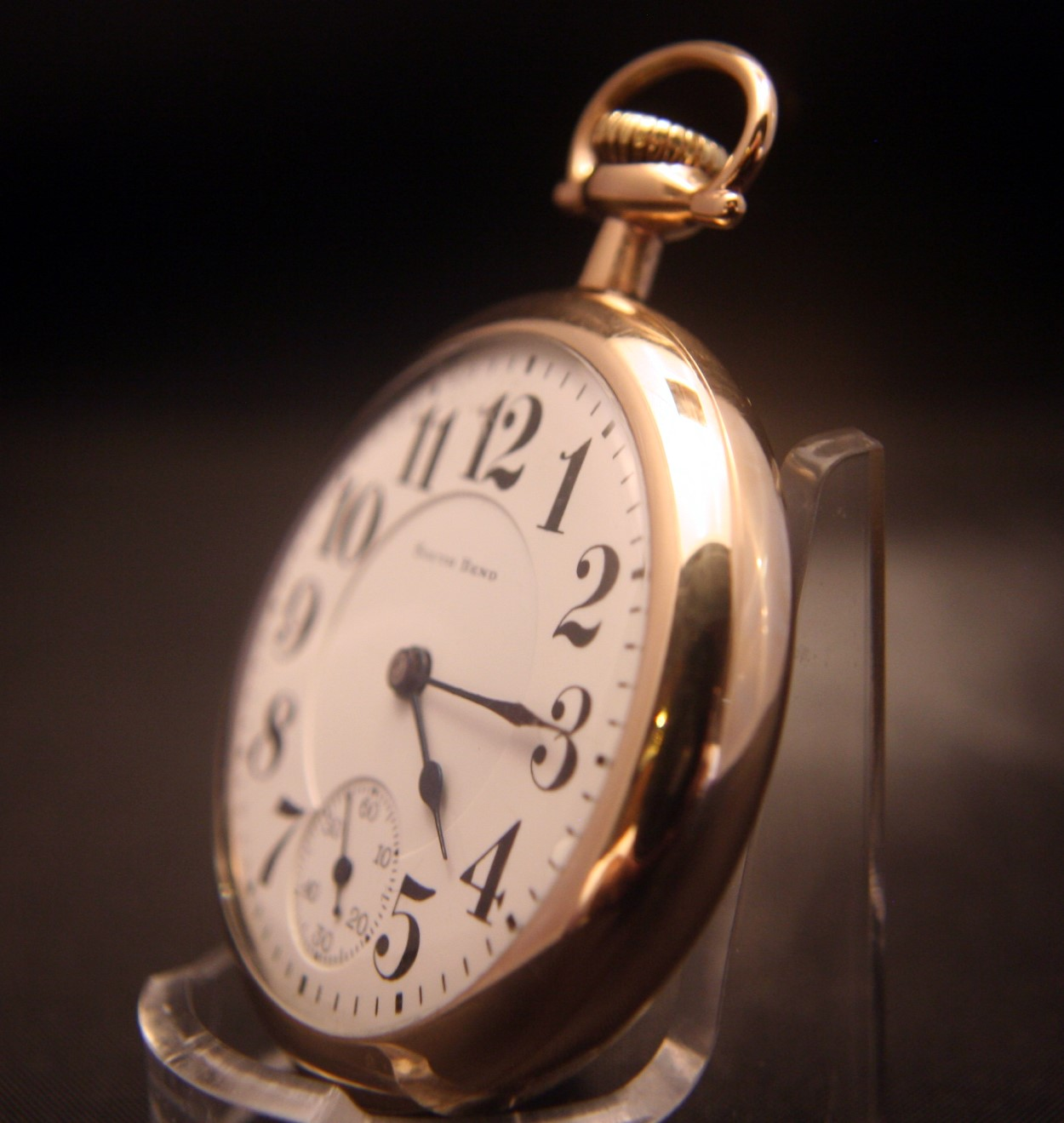 South Bend Pocket Watch Sales and Service